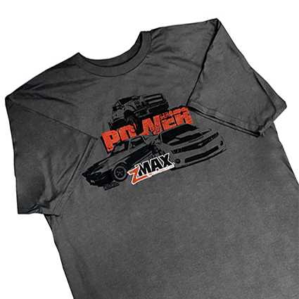 zMAX POWER T-shirt_MAIN